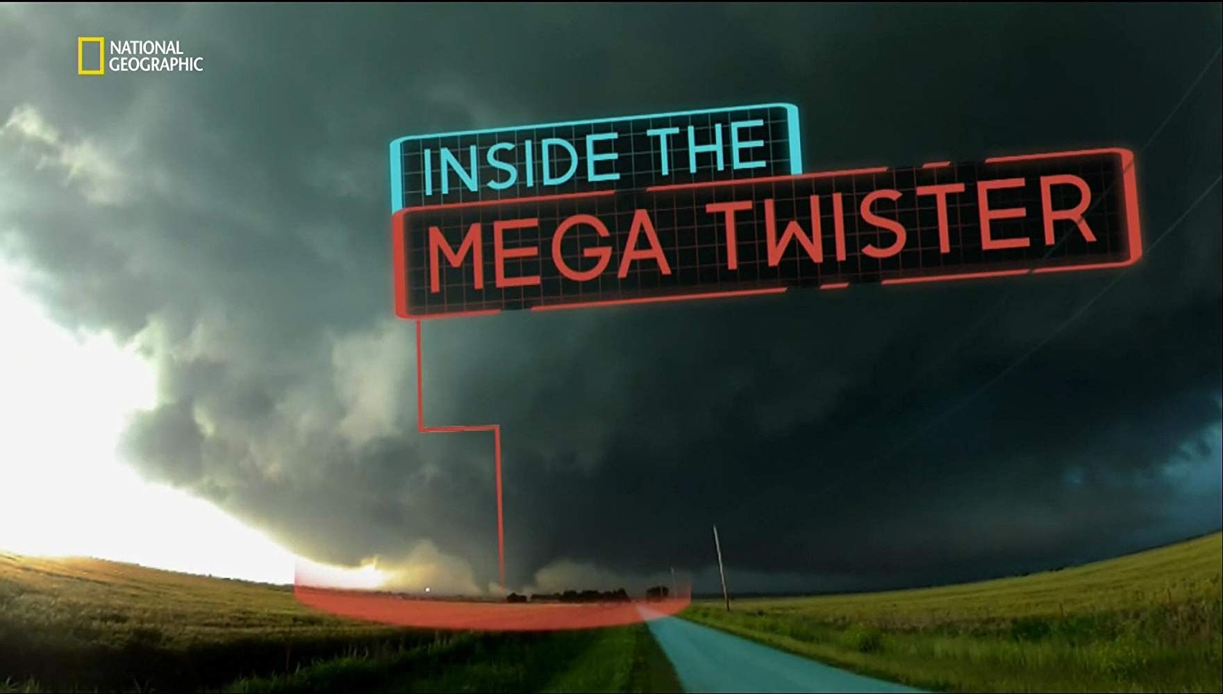 Inside the Mega Twister